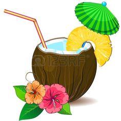 dibujos de cocos - Buscar con Google
