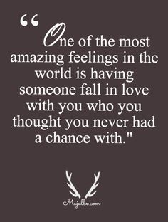 unexpected love quotes for him