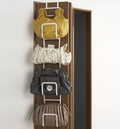 Kjøp Dress Smykker Organizer Holder Storage Hanger Bag Hooks