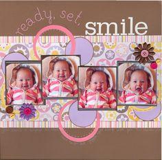 Ready, Set, Smile - 4 smaller photos