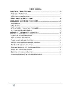 gestion-de-la-produccion by Luigui Andreé-UNMSM/ PUCP/ UP via Slideshare  Excelente trabajo!