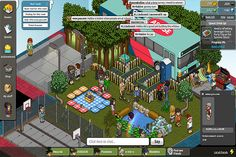 This is Abuse Campaign - Habbo.com