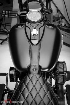 2013 Harley-Davidson Softail Slim (FLS)