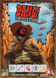 the DICE GAME Bang! jeu Abacusspiele NOUVEAU /& OVP