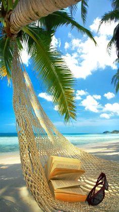 Hammock Beach, Hammocks, Marie Galante, Beach Please, Tropical Beaches, Island Beach, Tropical Paradise, Beach Pictures, Dream Vacations