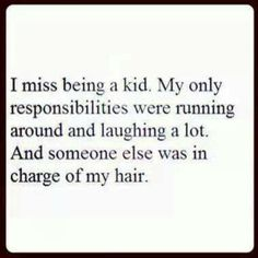 Childhood Memories •~• I miss being a kid.