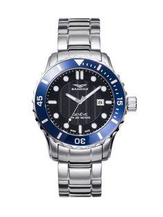 Reloj Cro Sandoz Diver 81393-57