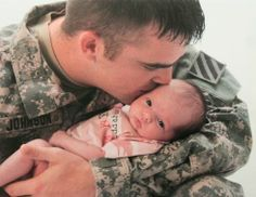 military baby pictures | Posted by mkr7830 about a year ago