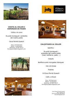 Ferret Guasch - Wines & Cavas - Penedès