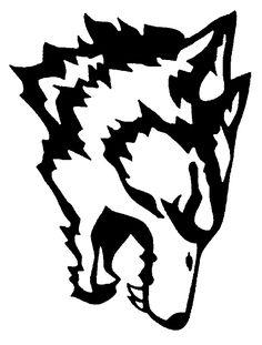 82 Meilleures Images Du Tableau Dessins De Loups à Colorier