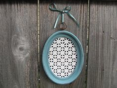 Oval Hanging Earring Display Storage by InspireDesignBySarah, $22.00