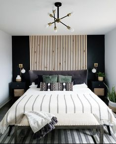One freakin year! Today marks 1 year from my first post ever! I remember that night when I was. Room Ideas Bedroom, Home Decor Bedroom, Bedroom Boys, Bedroom Designs, Decorating With White Walls, Target Bedroom Furniture, Master Bedroom Decorating Ideas, Cool Bedroom Ideas, Bedroom Interior Design