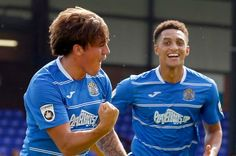 Stockport County Glenn Rule's goal against Nuneaton Town goes viral, but he would rather have three points - Manchester Evening News