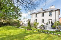 View our wide range of Houses for Sale in Dalkey, Dublin.ie for Houses available to Buy in Dalkey, Dublin and Find your Ideal Home. Detached House, Dublin, Landscape Architects, Mansions, House Styles, Garden, Period, Bed, Garten