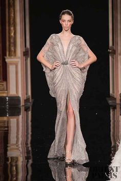 Ziad Nakad Spring-summer 2017 – Couture - Ducks Tutorial and Ideas Couture Dresses, Fashion Dresses, Runway Fashion, High Fashion, Haute Couture Style, Lela Rose, Donna Karan, Beautiful Gowns, Dream Dress