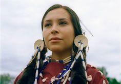 Danielle Ta'Sheena Finn, Lakota Hunkpapa and Assiniboine Sioux from the Standing Rock Sioux Tribe (Courtesy Danielle Ta'Sheena Finn)