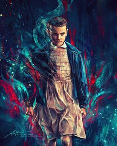 Nearly finished Stranger Things 2 what does everyone think does it hold up to the first season? Stranger Things Illustrations by Alice X . Stranger Things Quote, Stranger Things Season 3, Eleven Stranger Things, Stranger Things Netflix, Look Star, Movie Synopsis, Best Titles, Millie Bobby Brown, Alice