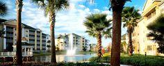 Vistana Resort Lake Buena Vista Florida