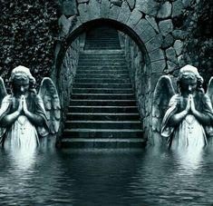 I want to climb those steps...