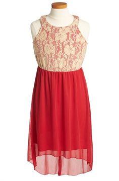 Cutest high low dress