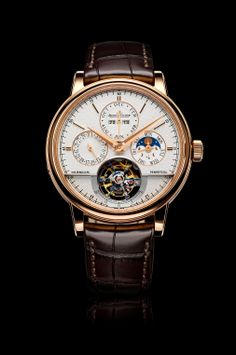 Sublime Jaeger-LeCoultre Master Grande Tradition Tourbillon Cylindrique,