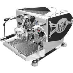 ECM Germany Controvento Double Boiler Commercial Espresso Machine - 115V