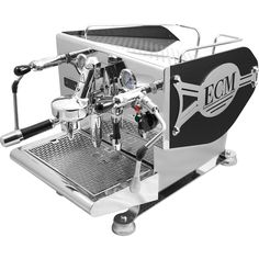 ECM Germany Controvento Double Boiler Commercial Espresso Machine - 115V