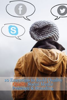 10 Tips on how to build quality social media presence and branding for business. Helpful tips for startups and small businesses. Linkedin Business, Twitter For Business, Social Media Marketing Business, Pinterest For Business, Start Up Business, Content Marketing, Business Tips, Social Media Monitoring Tools, Competitor Analysis