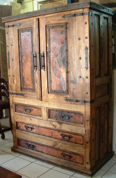 Armoire Decorating On Pinterest Ashley Furniture Chairs
