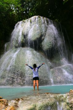 Aguinid Waterfalls