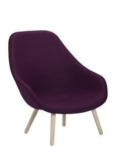 Hervorragend Fotel About A Lounge Chair AAL92 | Największa Kolekcja Duńskiej Marki HAY W  Designzoo | Designzoo