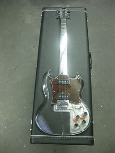 John Dwyer DS Acrylic | Electrical Guitar Company
