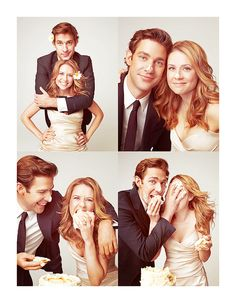 I <3 Jim and Pam.