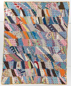 Scrap Bag? | World Quilts: The American Story