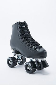 Rookie Classic Roller Skates in Black