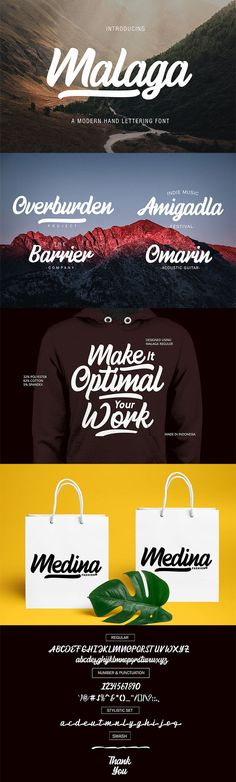 It contains uppercase and lowercase letters, numbers and symbols. It is perfect for branding, logo, etc. Hand Lettering Fonts, Sans Serif Fonts, Handwriting Fonts, Script Fonts, Best Free Fonts, Cute Fonts, Brand Fonts, Wedding Fonts, Uppercase And Lowercase Letters
