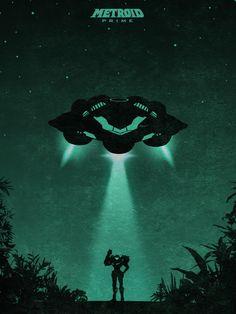 """Metroid Prime"" by Noble--6.deviantart.com on @DeviantArt"