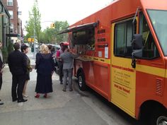 Food truck wedding at The Green Building done by Parties N All.