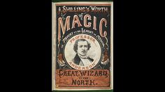 This pamphlet promises to teach its middle class readers how to perform magic tricks. It is testament to the Victorians's fascination with magic, science and the supernatural. Estimated 1855.#BLGothic #DiscoverLiterature