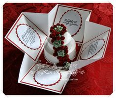 DT Sketchy Colors,Wedding Box 2014