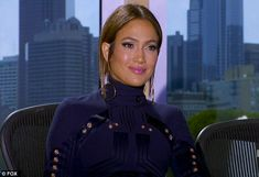 Fan favourite: Jennifer Lopez insisted the talent could make the final season the show's b...