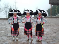 Suoga Miao People