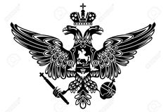 Image from http://previews.123rf.com/images/anastasiiaku/anastasiiaku1209/anastasiiaku120900014/15008087-silhouette-of-coat-of-arms-of-russia-russian-empire--Stock-Vector.jpg.
