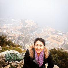 #Rocher Una de las experiencias más hermosas subir al monte más alto de Mónaco, y sentir que aunque no soy perfecta y que mañana no estoy segura de nada, hoy estoy VIVA! Gracias Serge!! #CarpeDiem #Monaco2015 #tetechien by maitezeron from #Montecarlo #Monaco