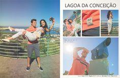 Lagoa da Conceição - Não deixe de ir no Mirante. — em Florianópolis. http://www.econatural.ind.br/