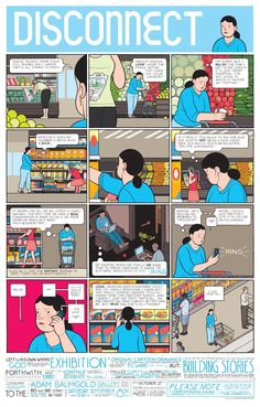 Chris Ware's Building Stories exhibition(s)