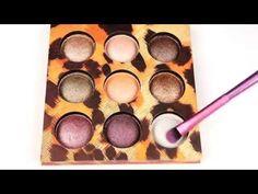 BH Cosmetics' Metallic Neutral Eye Tutorial featuring the Wild Child Baked Eyeshadow Palette - YouTube