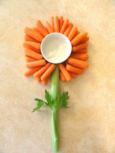 Healthy Flower Snack Fun Food For Kids #fooddecoration, #food, #cooking, https://facebook.com/apps/application.php?id=106186096099420