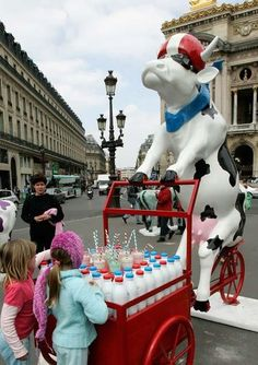 Cow Parade Argentina