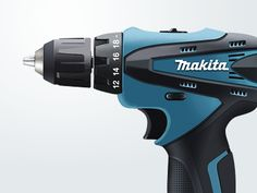 Makita drill  by Frank Marklund